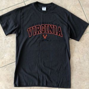 University of Virginia UVA T-shirt men's Medium